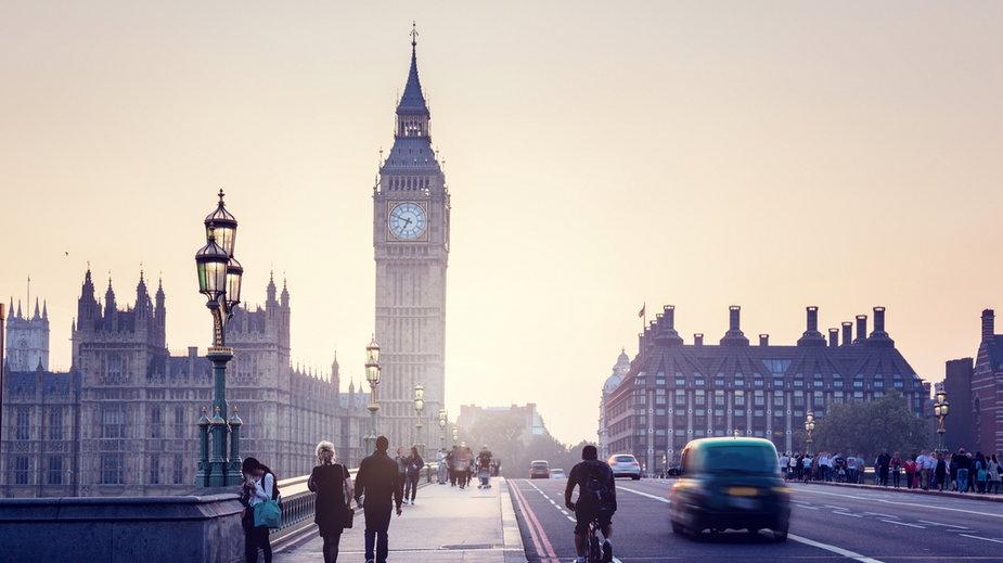 Londyn, fotografia ilustracyjna
