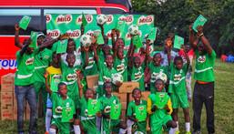 St. Joseph Int. School crowned Zone 2 champions