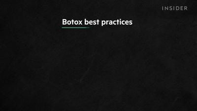 Dermatologists debunk 13 Botox myths
