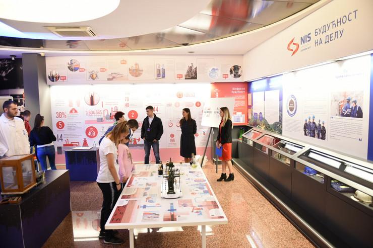 Foto 1 - Muzej NIS-a u Novom Sadu