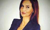 Paulina Kolowca radca prawny z Kancelarii Prawno-Podatkowej Capital Legis, reprezentuje grupy pokrzywdzonych osób w kilkunastu piramidach finansowych fot. materiały prasowe