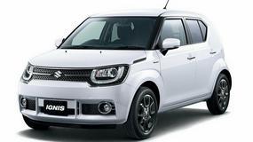 Nowe Suzuki Ignis już w Paryżu