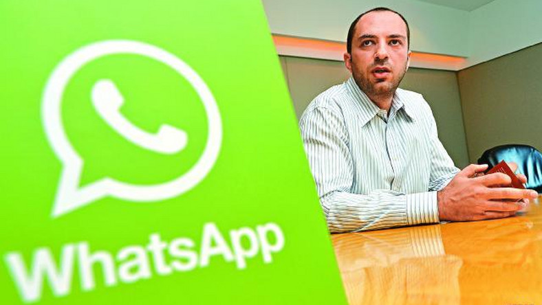 WhatsApp Android version of instant messaging app to get