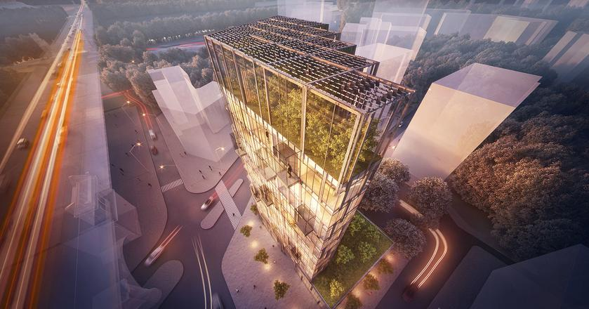 Eco Warsaw Tower (5)