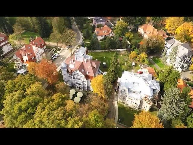 Villa Polanica, pokoje, noclegi - wideo