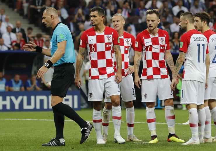 Dejan Lovren u dresu Hrvatske