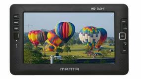 LCD902 - nowy przenośny telewizor od firmy Manta