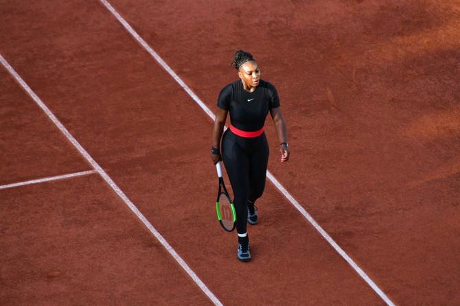 Kostim kakav tenis još nije video!