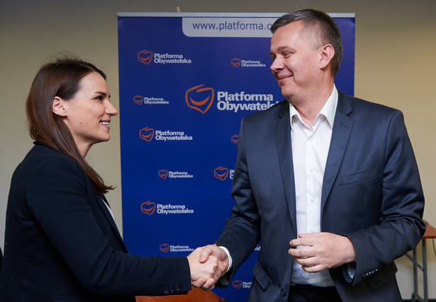 Były minister obrony narodowej poseł Platformy Obywatelskiej Tomasz Siemoniak, PAP/Adam Warżawa