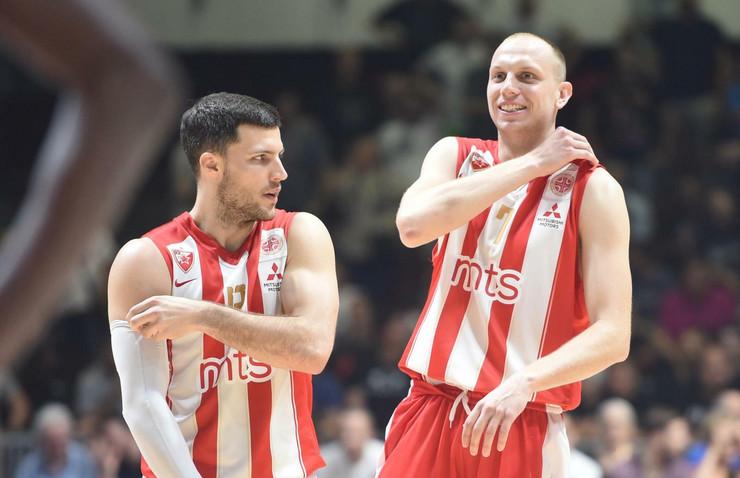 KK Crvena zvezda, Bili Beron, Dejan Davidovac