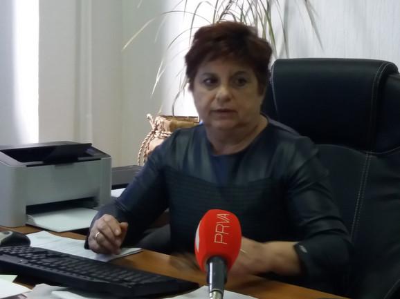 Snežana Nikolić, direktor CZR