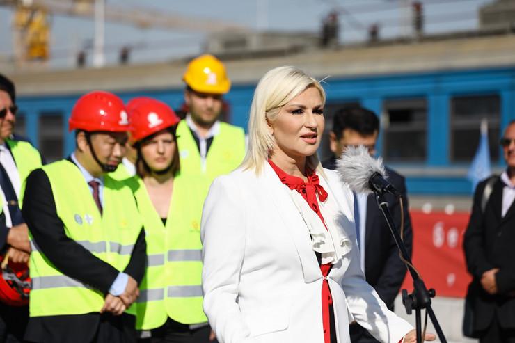 Zorana Mihajlović  Pruga