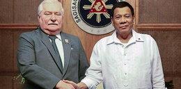 Wałęsa go pochwalił, choć mówią, że to morderca i cham