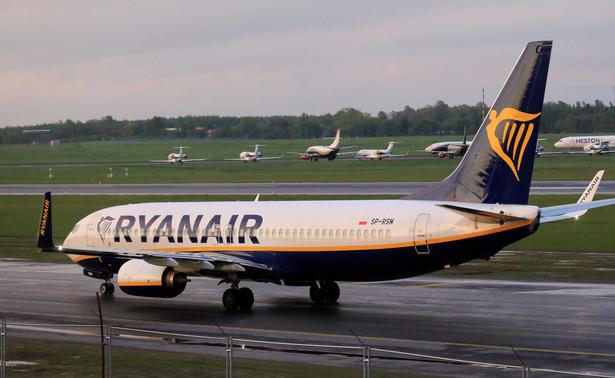 Ryanair Wilno