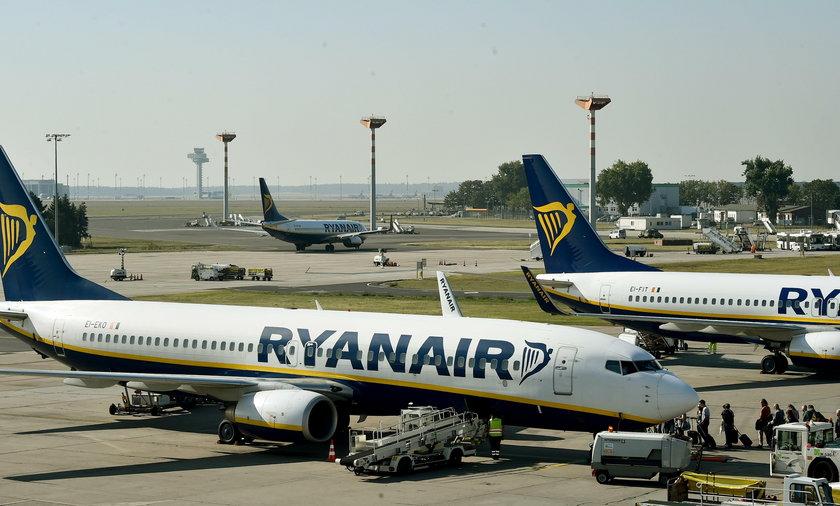 Dyrektor Ryanaira Michael Hickey podał się do dymisji