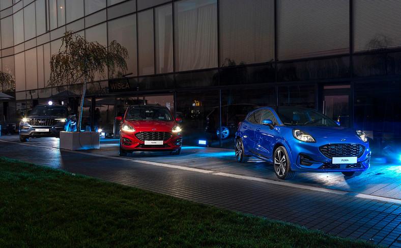 Ford Puma, Kuga i Explorer Plug-In Hybrid