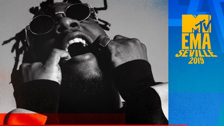 Burna Boy wins big at the MTV Europe Music Awards 2019. (Africa Facts Zone)