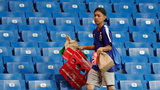 Kibice w szoku. Pokazali co japońscy piłkarze zostawili w szatni!