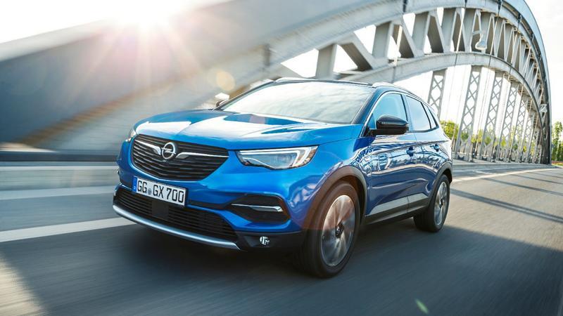 Opel Grandland X – premiera rodzinnego crossovera