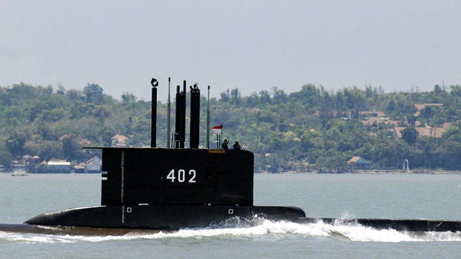Indonezja: Zaginięcie okrętu podwodnego. Trwa walka o życie załogi