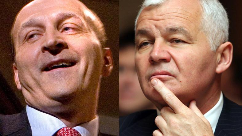 Kazimierz Marcinkiewicz i Jan Krzysztof Bielecki to najpoważniejsi kandydaci na szefa PZPN