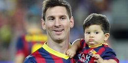 Ojcostwo służy Lionelowi Messiemu. Oto dowód!