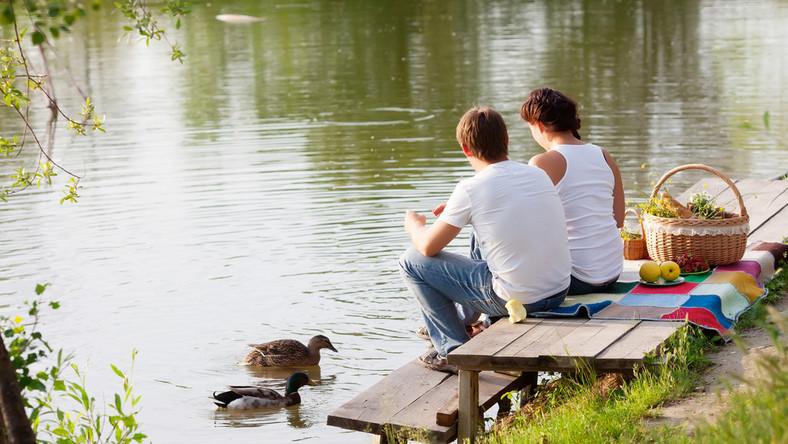 majówka, woda, wypoczynek, relaks, natura