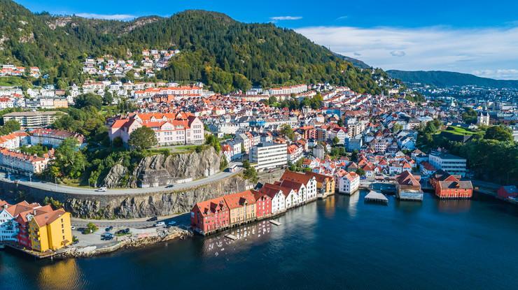 Norveška - Bergen