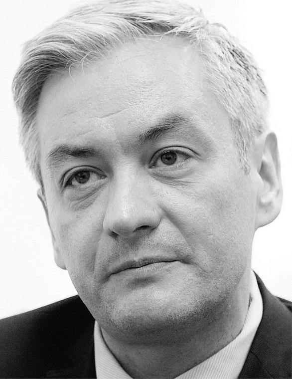 Robert Biedroń szef sztabu wyborczego KW Sojusz Lewicy Demokratycznej