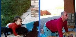 Rodzinne fotki kiedyś i dziś GALERIA