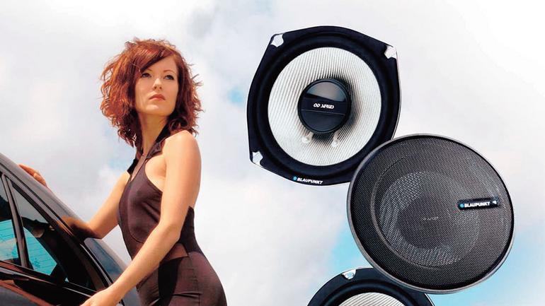 Najpopularniejsze głośniki samochodowe na naszym rynku