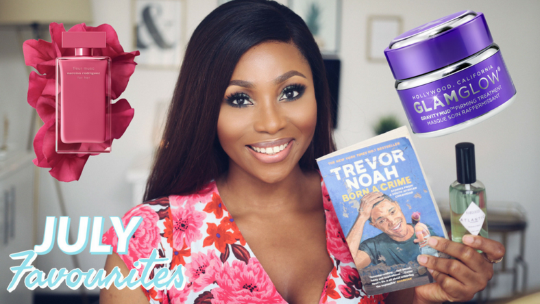 Beauty influencer shares her latest beauty and book favourites