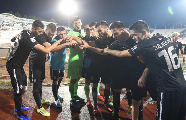 FK Partizamn, FK Malatija