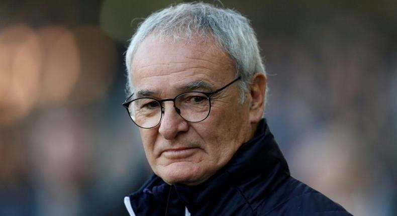 Leicester City's former manager Claudio Ranieri says there was someone within the club who manoeuvred to have him sacked