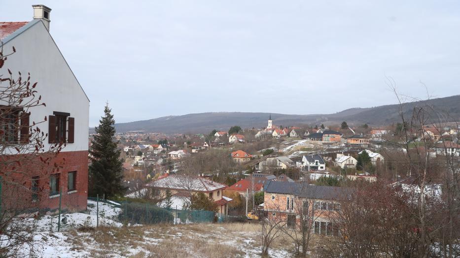 Telki településén nincsen hajléktalan /Fotó: Pozsonyi Zita