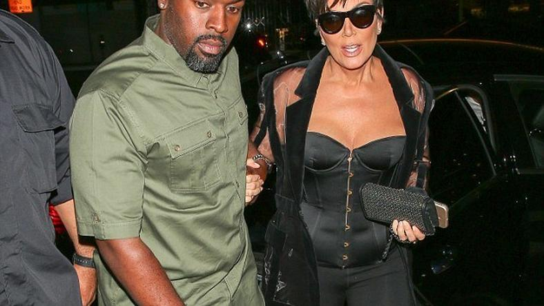Kris Jenner steps out with younger boyfriend, Corey Gamble