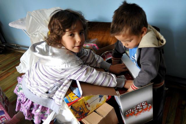 Auuu, koliko igračaka: Sofija i Lav