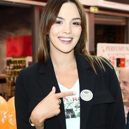 Paulina Krupińska na zakupach. Jak prezentuje się młoda mama?