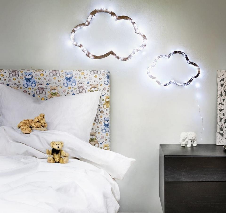 4. Twoje dzieci często miewają koszmary? Ta bajkowa dekoracja przyniesie im same kolorowe sny!