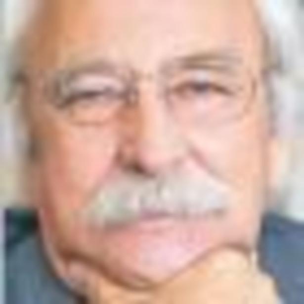 Profesor Tadeusz Luty, honorowy przewodniczący Konfederacji Rektorów Akademickich Szkół Polskich (KRASP)
