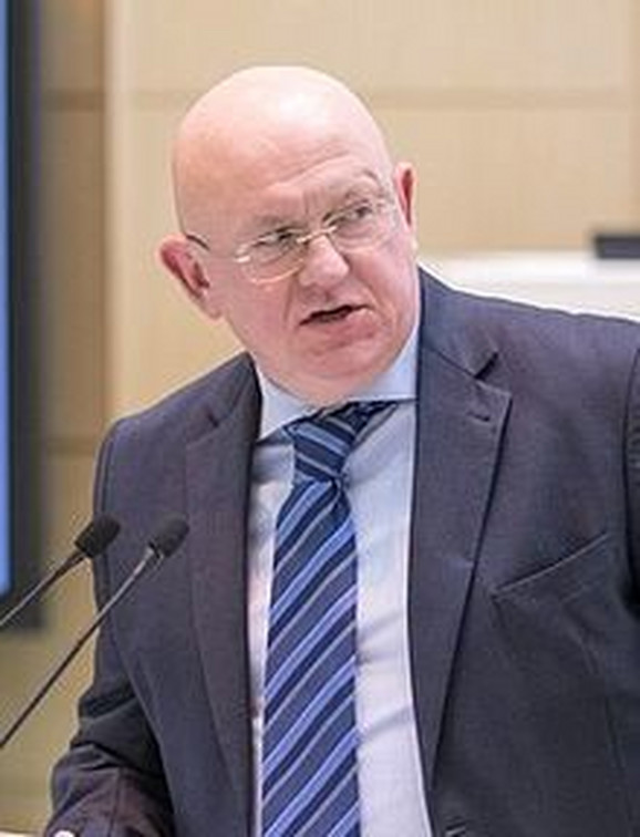 Vasilij Nebenzja
