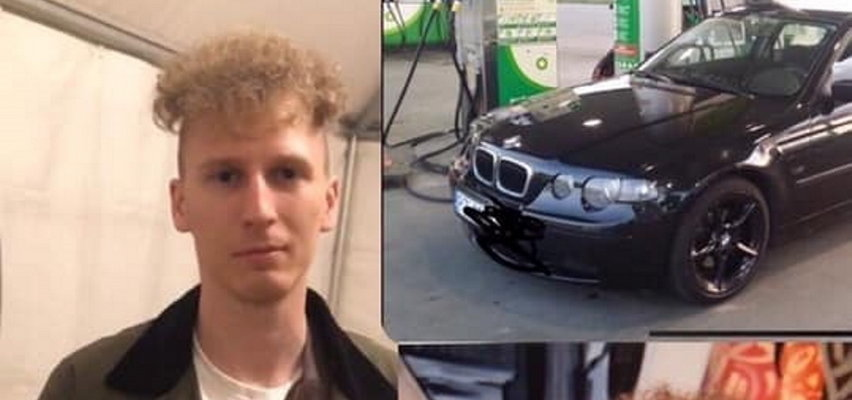 "Zaginął 25-letni raper Maciej ""Preston"" Konopka"