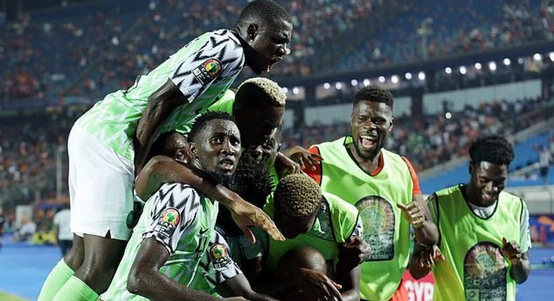 A Super Eagles squad for September friendly against Ukraine has been announced (EPA)