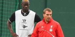 Wrócę tu po treningu Ty pierd*** psie! Mario Balotelli zaatakowany na treningu!