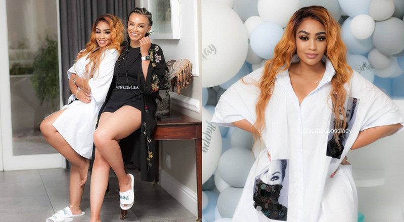 How Zari Hassan's 40th Birthday Party went down (Video)