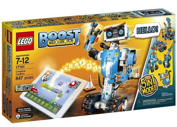 LEGO MINDSTORMS Zestaw kreatywny 17101