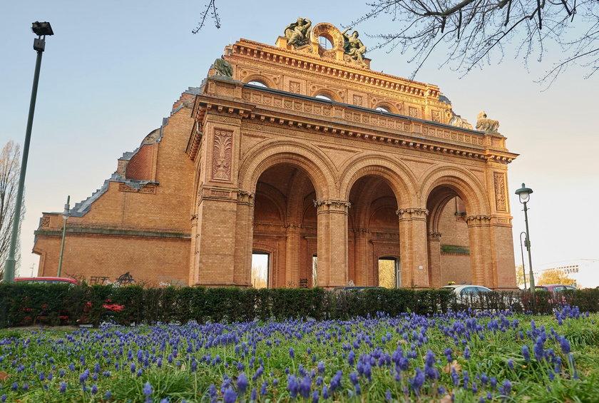 Polski pomnik stanie w Berlinie