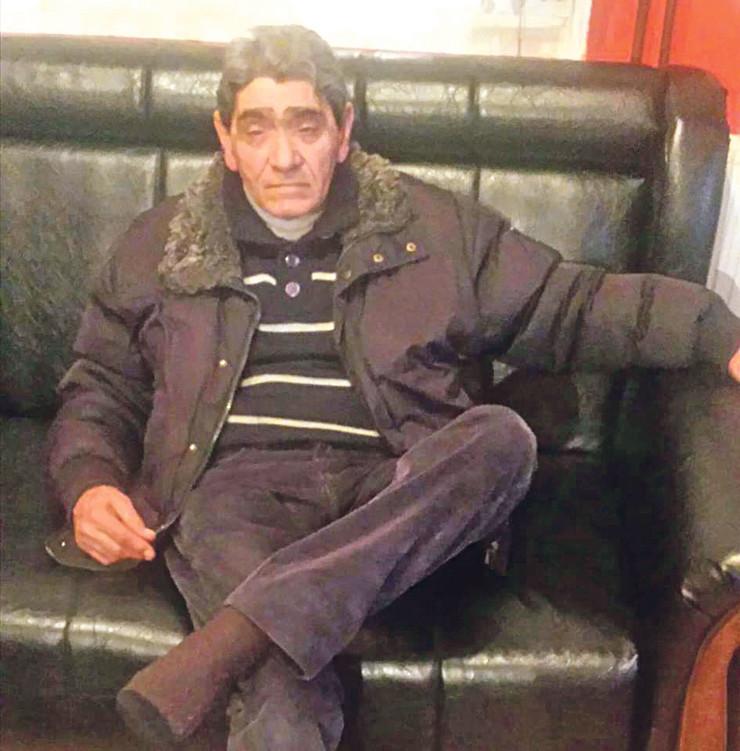 Ovo je Petar Mošić koji je u Pančevu nožem usmrtio dugogodišnju partnerku