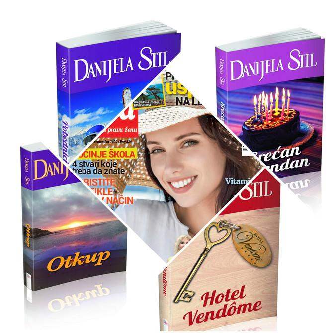 Uverite se zbog čega se ljubavni romani Danijele Stil čitaju u 47 zemalja sveta