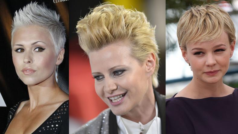 Krótko nie znaczy nudno. Wiele zależy od cięcia i odwagi noszącej je kobiety. Decydując się na krótką blond fryzurę, warto zainspirować się gwiazdami.